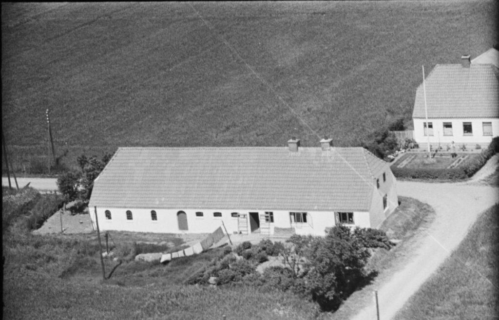 Vingevej 32. Foto fra 1946-52